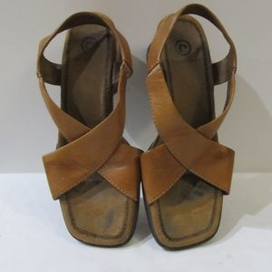 ROCKPORT LEATHER SANDALS